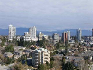 "Photo 3: 2703 7088 18TH Avenue in Burnaby: Edmonds BE Condo for sale in ""PARK 360"" (Burnaby East)  : MLS®# R2350589"