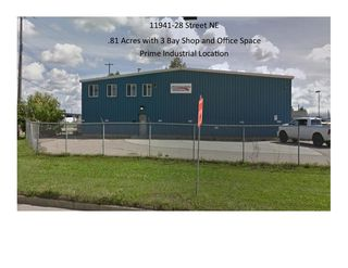 Main Photo: 11941 28 Street in Edmonton: Zone 43 Industrial for sale : MLS®# E4148707