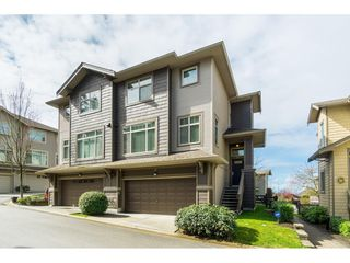 """Main Photo: 32 10605 DELSOM Crescent in Delta: Nordel Townhouse for sale in """"CARDINAL POINTE"""" (N. Delta)  : MLS®# R2352937"""