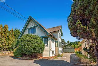 Main Photo: 2317 Quadra Street in VICTORIA: Vi Central Park Revenue Triplex for sale (Victoria)  : MLS®# 407394