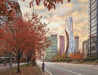 Photo 2: 901 1550 ALBERNI Street in Vancouver: West End VW Condo for sale (Vancouver West)  : MLS®# R2359862