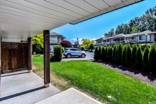 Photo 19: 203 1750 MCKENZIE Road in Abbotsford: Poplar Townhouse for sale : MLS®# R2373230