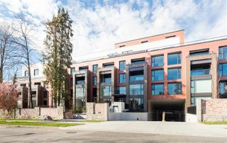 """Photo 1: 803 1571 W 57TH Avenue in Vancouver: South Granville Condo for sale in """"WILTSHIRE HOUSE SHANNON WALL CEN"""" (Vancouver West)  : MLS®# R2376331"""