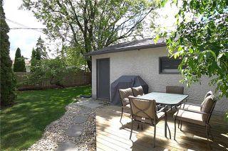 Photo 18: 454 Ralph Avenue West in Winnipeg: West Transcona Residential for sale (3L)  : MLS®# 1916311