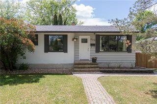 Photo 1: 454 Ralph Avenue West in Winnipeg: West Transcona Residential for sale (3L)  : MLS®# 1916311