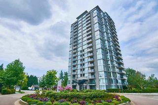Main Photo: 805 555 DELESTRE Avenue in Coquitlam: Coquitlam West Condo for sale : MLS®# R2381385