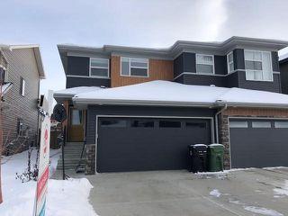 Photo 1: 807 BERG Loop: Leduc House Half Duplex for sale : MLS®# E4173750