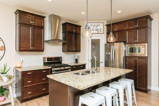 Photo 8: 807 BERG Loop: Leduc House Half Duplex for sale : MLS®# E4173750