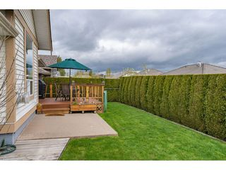 "Photo 18: 6 3348 MT LEHMAN Road in Abbotsford: Abbotsford West Townhouse for sale in ""Eden Court"" : MLS®# R2409741"