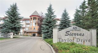 Main Photo: 135 4512 52 Avenue in Red Deer: RR Downtown Red Deer Residential Condo for sale : MLS®# CA0180242