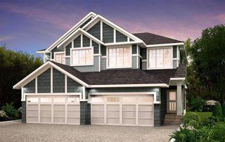 Main Photo: 4064 Kinsella Way in Edmonton: Zone 56 House Half Duplex for sale : MLS®# E4200293