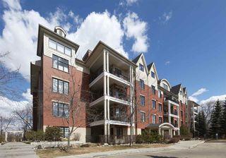 Photo 1: 209 9811 96A Street in Edmonton: Zone 18 Condo for sale : MLS®# E4201493