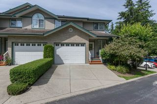 "Photo 1: 1 11358 COTTONWOOD Drive in Maple Ridge: Cottonwood MR Townhouse for sale in ""CARRIAGE LANE"" : MLS®# R2478664"