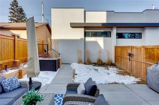 Photo 42: 3917 17 Street SW in Calgary: Altadore Semi Detached for sale : MLS®# A1019221