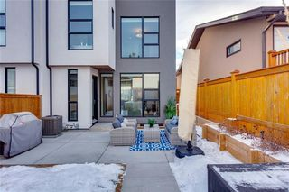 Photo 44: 3917 17 Street SW in Calgary: Altadore Semi Detached for sale : MLS®# A1019221