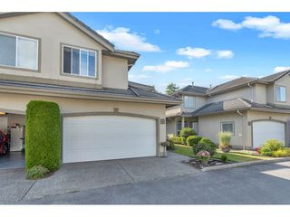 "Photo 2: 10 998 RIVERSIDE Drive in Port Coquitlam: Riverwood Townhouse for sale in ""PARKSIDE PLACE"" : MLS®# R2483696"