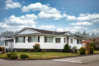 Photo 1: 53 7701 Central Saanich Rd in : CS Hawthorne Manufactured Home for sale (Central Saanich)  : MLS®# 856749