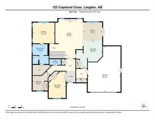 Photo 46: 123 Copeland Close NW: Langdon Detached for sale : MLS®# A1042043