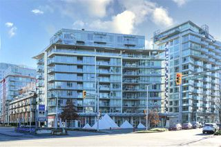 Main Photo: 203 88 W 1ST Avenue in Vancouver: False Creek Condo for sale (Vancouver West)  : MLS®# R2523994