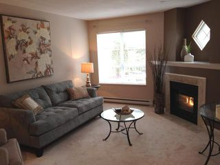 """Photo 2: 109 2960 PRINCESS Crescent in Coquitlam: Canyon Springs Condo for sale in """"THE JEFFERSON"""" : MLS®# V916663"""