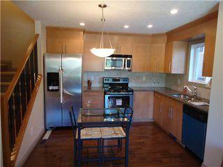 Photo 6: 1 819 McDOUGALL Road NE in CALGARY: Bridgeland Townhouse for sale (Calgary)  : MLS®# C3499703