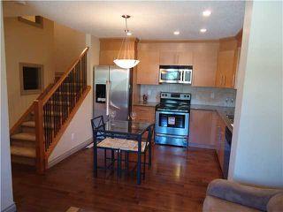 Photo 8: 1 819 McDOUGALL Road NE in CALGARY: Bridgeland Townhouse for sale (Calgary)  : MLS®# C3499703