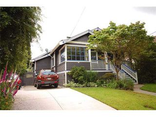 Photo 1: 112 Regina Street in New Westminster: Queens Park House for sale : MLS®# V957572