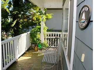 Photo 3: 1373 20TH Street in West Vancouver: Ambleside House for sale : MLS®# V1030085