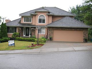 "Photo 1: 35870 GRAYSTONE Drive in Abbotsford: Abbotsford East House for sale in ""Mountain Meadows"" : MLS®# F1325816"