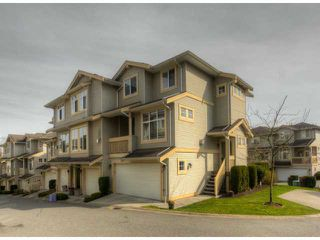 "Photo 3: 17 14959 58TH Avenue in Surrey: Sullivan Station Townhouse for sale in ""SKYLANDS"" : MLS®# F1407272"