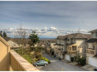 "Photo 10: 17 14959 58TH Avenue in Surrey: Sullivan Station Townhouse for sale in ""SKYLANDS"" : MLS®# F1407272"