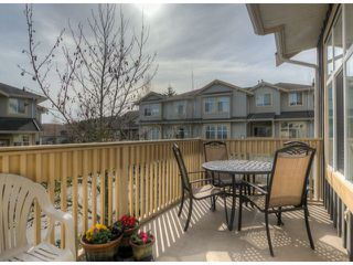 "Photo 23: 17 14959 58TH Avenue in Surrey: Sullivan Station Townhouse for sale in ""SKYLANDS"" : MLS®# F1407272"
