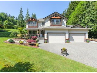 """Main Photo: 27111 122ND Avenue in Maple Ridge: Northeast House for sale in """"ROTHSAY HEIGHTS"""" : MLS®# V1067734"""