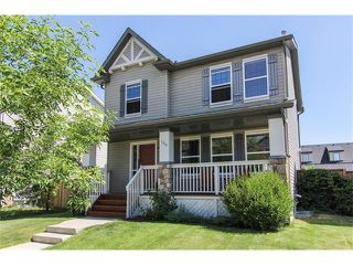 Photo 1: 390 ELGIN Way SE in Calgary: McKenzie Towne House for sale : MLS®# C4019083