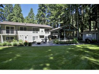 """Photo 19: 14262 GREENCREST Drive in Surrey: Elgin Chantrell House for sale in """"ELGIN ESTATES"""" (South Surrey White Rock)  : MLS®# F1448648"""