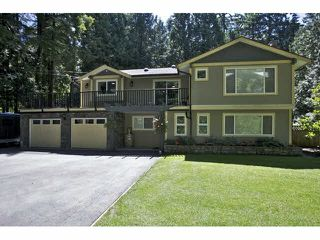"""Photo 1: 14262 GREENCREST Drive in Surrey: Elgin Chantrell House for sale in """"ELGIN ESTATES"""" (South Surrey White Rock)  : MLS®# F1448648"""