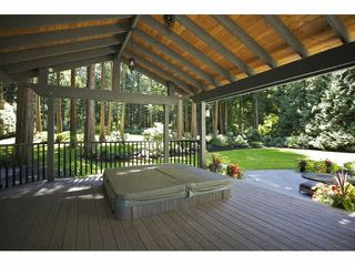 """Photo 18: 14262 GREENCREST Drive in Surrey: Elgin Chantrell House for sale in """"ELGIN ESTATES"""" (South Surrey White Rock)  : MLS®# F1448648"""