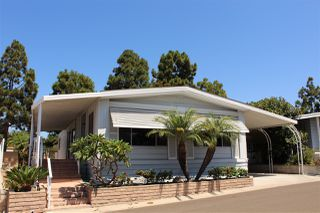 Photo 1: CARLSBAD SOUTH Manufactured Home for sale : 2 bedrooms : 7310 San Bartolo #212 in Carlsbad