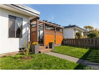 Photo 18: 8 3060 Harriet Rd in VICTORIA: SW Gorge Row/Townhouse for sale (Saanich West)  : MLS®# 714815