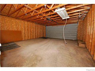 Photo 10: 1550 Ross Avenue West in WINNIPEG: Brooklands / Weston Residential for sale (West Winnipeg)  : MLS®# 1529899