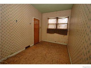 Photo 5: 1550 Ross Avenue West in WINNIPEG: Brooklands / Weston Residential for sale (West Winnipeg)  : MLS®# 1529899