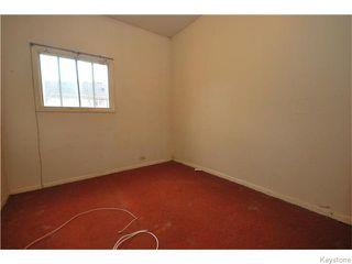 Photo 6: 1550 Ross Avenue West in WINNIPEG: Brooklands / Weston Residential for sale (West Winnipeg)  : MLS®# 1529899