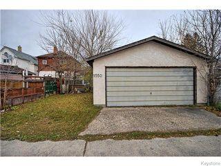 Photo 9: 1550 Ross Avenue West in WINNIPEG: Brooklands / Weston Residential for sale (West Winnipeg)  : MLS®# 1529899