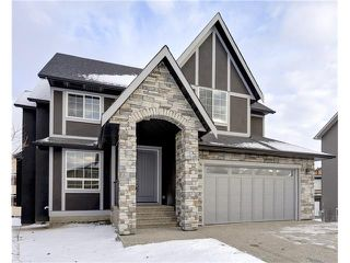Photo 1: 120 KINNIBURGH Gardens: Chestermere House for sale : MLS®# C4042769