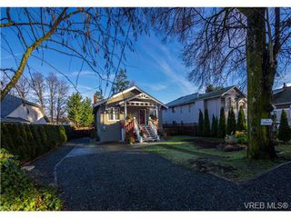 Photo 1: 910 Violet Avenue in VICTORIA: SW Marigold Single Family Detached for sale (Saanich West)  : MLS®# 358946