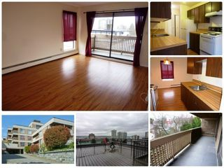 """Photo 1: 501 715 ROYAL Avenue in New Westminster: Uptown NW Condo for sale in """"VISTA ROYAL"""" : MLS®# R2041122"""