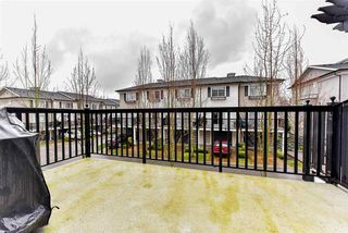 "Photo 18: 36 7238 189 Street in Surrey: Clayton Townhouse for sale in ""Tate"" (Cloverdale)  : MLS®# R2046422"