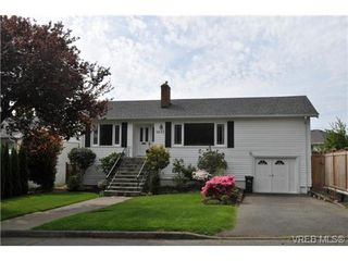 Photo 1: 1833 Gonzales Avenue in VICTORIA: Vi Fairfield East Single Family Detached for sale (Victoria)  : MLS®# 364321