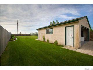 Photo 20: 44 Glencairn Road in Winnipeg: West Kildonan / Garden City Residential for sale (North West Winnipeg)  : MLS®# 1614861
