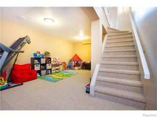 Photo 16: 44 Glencairn Road in Winnipeg: West Kildonan / Garden City Residential for sale (North West Winnipeg)  : MLS®# 1614861